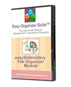 Picture of easyEmbroidery File Organizer™ Module - Standard Edition